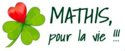 logo mathis pour la vie